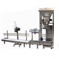 Buy cheap cinnamon Powder filling machine 50kg bags packing machine from wholesalers