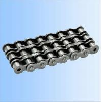 Buy cheap 200-3 double row roller chain Jiangsu 40Mn carbon chain from wholesalers