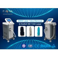 Buy cheap Picosecond Laser Q Switched ND YAG Laser Tattoo  Machine Fractional With Cooling System from wholesalers
