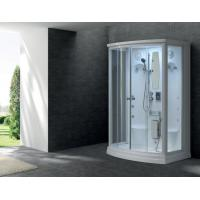 Buy cheap Bathroom design For two people sauna vs steam room G268 shower cabin from wholesalers