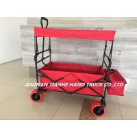 Buy cheap Heavy Duty Garden tool Cart foldable garden carts and wagons from wholesalers