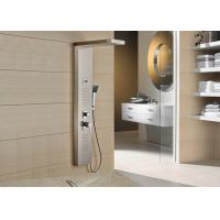 Buy cheap Contemporary ROVATE Massage Shower Panel , Fixed Shower Panel Easy To Install from wholesalers