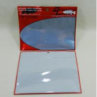 China Fishing Jig Packaging Metallized Flat Pouches , Durable Transparent Packaging Bags on sale