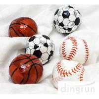 Buy cheap 21s Yarn Count Magic Compressed Towel Ball Shape Design Easy Carry from wholesalers