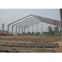Buy cheap Pre Engineered Light Steel Structure Workshop Durable With Single Layer Floor from Wholesalers