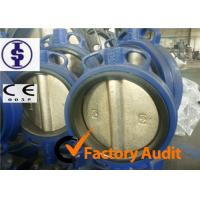 Buy cheap API Ductile Iron Pneumatic Butterfly Valve Actuator PN10 PN16 , Low Pressure from wholesalers