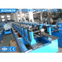 Buy cheap 12 Stations Welded Octagonal Steel Pipe Roll Forming Line with Flying Saw Cutting product