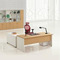Buy cheap New Design Table Design Oak Color Office Furniture modern design furniture computer table from wholesalers