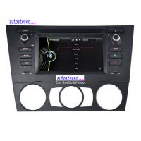 Buy cheap 7 Inch Touch Screen Car DVD Player for E90 E91 E92 Multimedia GPS Sat Navi Navigation Headunit from wholesalers