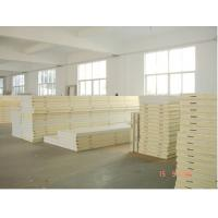 Buy cheap Best quality and high desity Pu sandwich panel Insulation PU sandwich panel from wholesalers