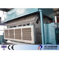 Buy cheap Large Capacity Apple Tray Making Machine / Egg Tray Making Machine Long Service product