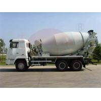 Buy cheap Air Pressure Ready Mix Cement Truck , Water Supply Mobile Concrete Batch Truck from wholesalers