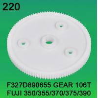 Buy cheap 327D890655 GEAR TEETH-106 FOR FUJI FRONTIER 350,355,370,375,390 minilab product