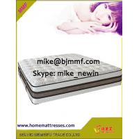 Buy cheap natural spring latex foam mattress from wholesalers