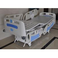 Buy cheap Remote Nurse Control X-RAY Electric Hospital Bed For Intensive Care from wholesalers