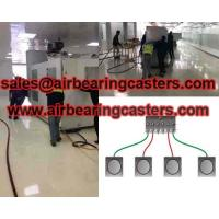 Buy cheap Air movers casters can solving any moving and handling problems from wholesalers