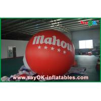 Buy cheap 0.2mm Pvc Promotional Lighting Inflatable Helium Balloon with Print from wholesalers