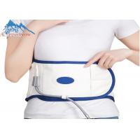 Buy cheap PU Breathable Pores Backbone Support Belt Adjustable Air Lumbar Tractor Easy To Carry from wholesalers