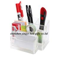 Buy cheap acrylic desk Organizer from wholesalers