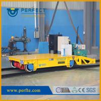 Buy cheap BXC-20 Tons diesel generator powered railroad tractors with high running speed from wholesalers