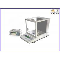 Buy cheap High Precision Skein Balance Electronic Yarn Count Tester With LCD Display from wholesalers