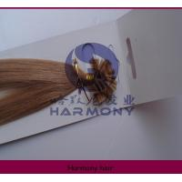 Buy cheap Harmony quality remy u tip keratin human hair extension from wholesalers
