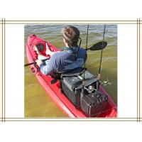 Buy cheap Hiking Fly Fishing Tackle Bag Water Resistant Soft Sided Shoulder Carry Storage from wholesalers