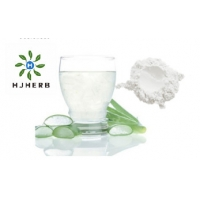 Buy cheap 100% Pure Plant Leaf Extract Aloe Vera Extract Powder product