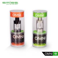 Buy cheap Vapor Cloud Chaser Sub ohm Tank SMISS OMNI TANK for Box Mods 0.5Ohm 0.2Ohm from wholesalers