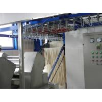 Buy cheap Industrial Machine Of Making Noodles , Convenient Operation Noodle Steaming Machine from wholesalers