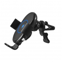 Buy cheap Auto Clamp Car Mount Wireless Charger from wholesalers