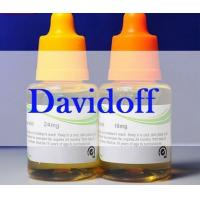 Buy cheap Davidoff E Cigarette Liquids E juice 20ml 30ml 50ml from wholesalers