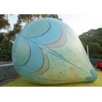 China Customized Size Blow Up Advertising Signs , Wedding Inflatable Hot Air Balloon on sale