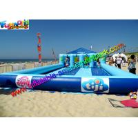 Buy cheap Pony Hopper Inflatable Sports Games Inflatable Race Horse , Inflatable Derby Horse from wholesalers