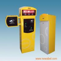 Buy cheap RFID Card Central Payment Parking Lot System from wholesalers