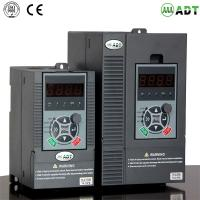 Buy cheap Compact Small Size AC-DC-AC 220V 0.4~3.7KW Multi-function Open Loop Frequency Inverter variable frequency Drive from wholesalers