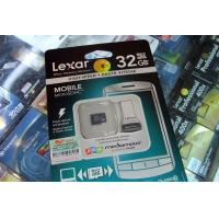 Buy cheap Lexar Micro SDHC Card Class10 (32GB) Price $55 from wholesalers