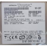 Buy cheap CLARiiON CX - SA07-010 sata ii hard drive 1TB 7.2K 005048829 005048797 from wholesalers