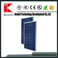 Buy cheap solar energy system 250W solar panel system poly solar panels from wholesalers