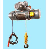 Buy cheap CD type electric wire rope hoist from wholesalers