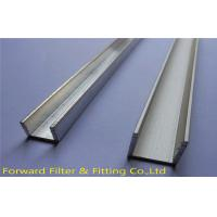 Buy cheap Galvanized Sheet Metal U Channel / Extruded Aluminum U Channel For Construction from wholesalers