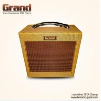 Buy cheap 5F1A Hand Wired All Tube Guitar Amplifier Combo with Celestion 8 Speaker Ruby Tubes 5W from wholesalers