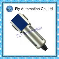 Buy cheap Air Filter Air Preparation Units Pneumatic Component Air Filter  GF300-08 1/4 Aluminum alloy from wholesalers