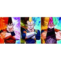 Buy cheap 30*40cm 3D Anime Poster / 3D Dragon Ball Poster With Flip Change Effect from wholesalers