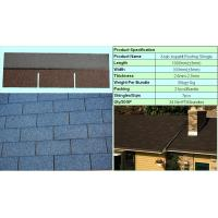 Buy cheap SGB asphalt shingle 01 from wholesalers