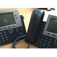 Buy cheap UC 7942 IP Second Hand IP Phones , Cisco Systems Phone 7900 Series 90 Days Warranty product