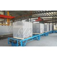 Buy cheap Energy Saving Autoclaved Aerated Concrete Production Line Large Capacity product