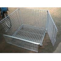 Buy cheap Removable Wire Mesh Container from wholesalers