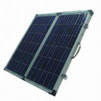 Buy cheap 60W Foldable Solar Panel for Marine, Camping, Outdoor Application and Household Use from wholesalers
