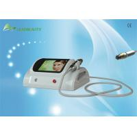 Buy cheap 5MHZ Microcomputer Control CE Approved fractional microneedle rf  for Acne Scars removal from wholesalers